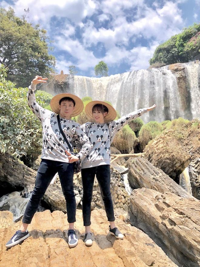 Tran Thanh - Hari Won: Cap vo chong nghien do doi nhat showbiz Viet hinh anh 7
