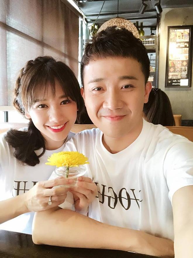 Tran Thanh - Hari Won: Cap vo chong nghien do doi nhat showbiz Viet hinh anh 1