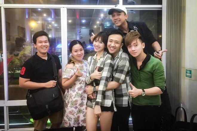 Tran Thanh - Hari Won: Cap vo chong nghien do doi nhat showbiz Viet hinh anh 4