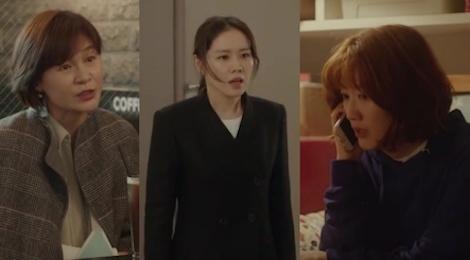 'Chi dep' tap 10: Bi me Jin Ah xuc pham, chi gai Joon Hee cau cuu bo hinh anh