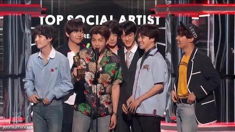 BTS chien thang Top Social Artist tai BBMAs 2018 hinh anh