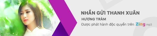 Huong Tram 'Nhan gui thanh xuan' trong phim 'Em gai mua' hinh anh 3