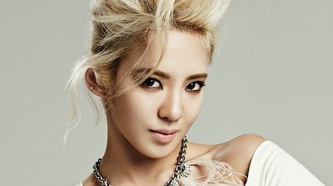 Hyo Yeon gay tranh cai khi tiet lo bi day ra ngoai ria doi hinh SNSD hinh anh