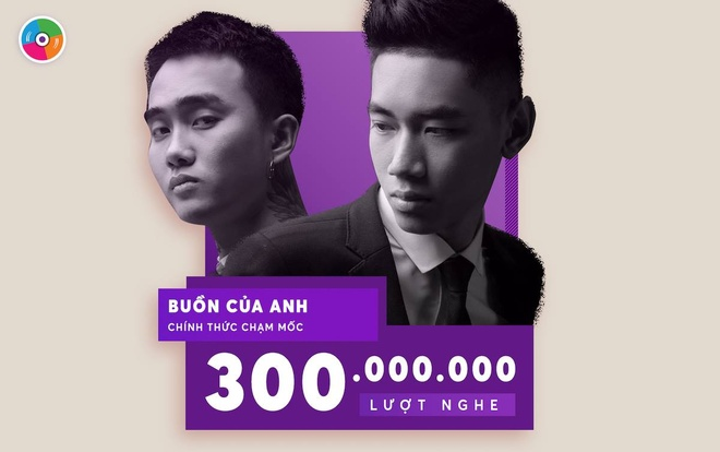 buon cua anh dat 300 trieu luot nghe anh 1