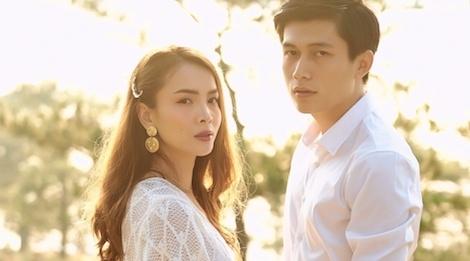 Yen Trang tung MV co loat anh khien nhieu nguoi lam tuong la anh cuoi hinh anh