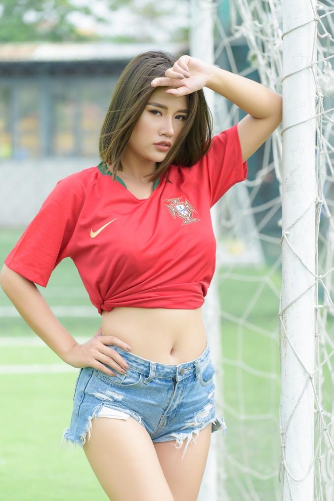 Dien vien Nhu Le thich Ronaldo, du doan Bo Dao Nha thang dam 4-0 hinh anh 2