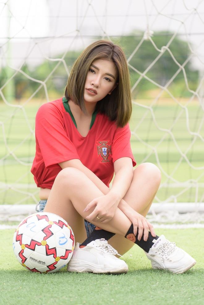Dien vien Nhu Le thich Ronaldo, du doan Bo Dao Nha thang dam 4-0 hinh anh 8