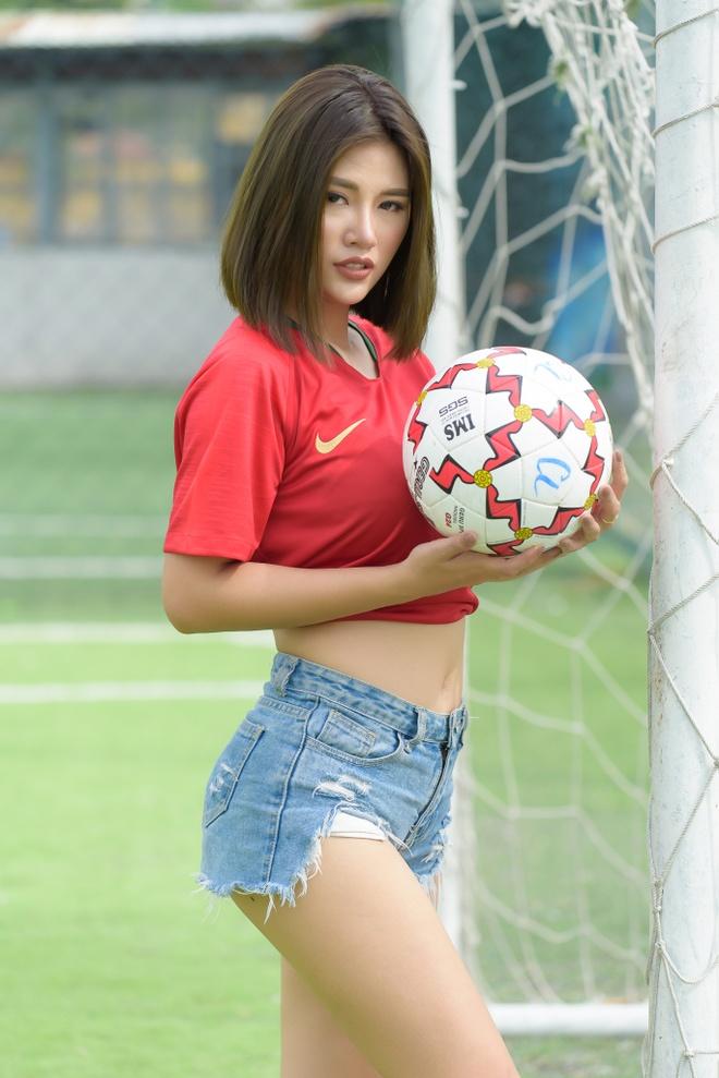 Dien vien Nhu Le thich Ronaldo, du doan Bo Dao Nha thang dam 4-0 hinh anh 6