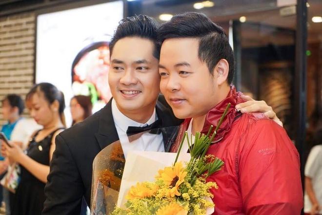 Ban gai cu Duong Cam Lynh den ung ho phim moi cua Minh Luan hinh anh 2