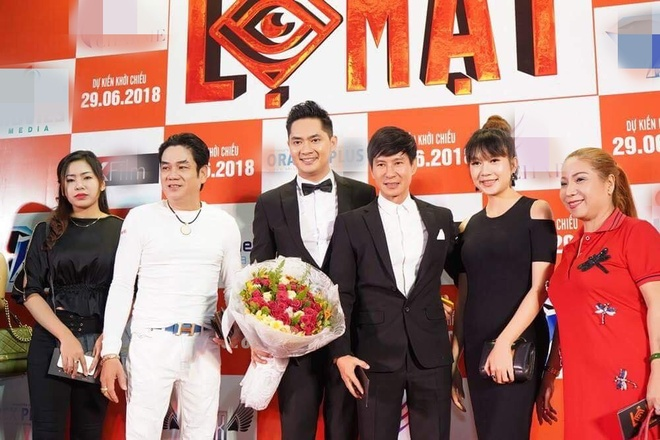 Ban gai cu Duong Cam Lynh den ung ho phim moi cua Minh Luan hinh anh 3