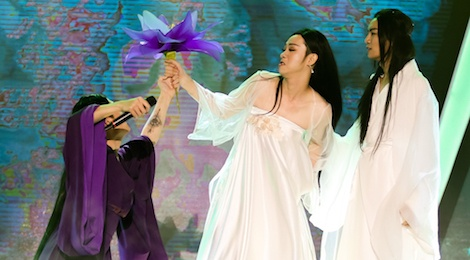 Guong mat than quen tap 6: Bao Anh phien ban loi lu mo truoc Hai Trieu hinh anh