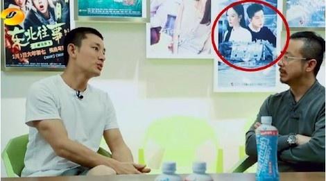 Gia Nai Luong van treo anh Ly Tieu Lo trong phong du bi nghi da ly hon hinh anh
