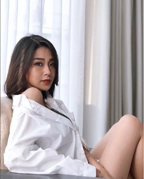 Chu nhan hit 'Yeu 5' to chuc le an hoi voi ban gai xinh dep hinh anh 9
