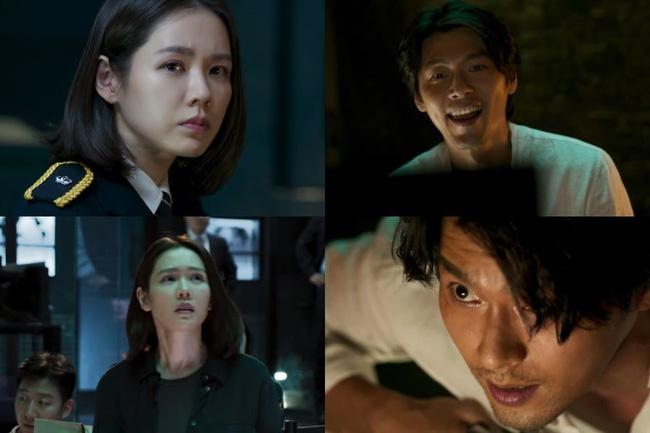 Son Ye Jin va Hyun Bin khoe nhan sac tuong tac, than mat tren tap chi hinh anh 6
