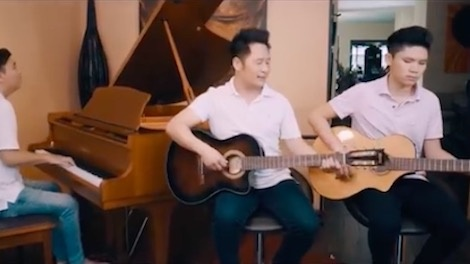 Nguoi hay quen em di (Cover) - Bang Kieu, Anh Khang, Beckam Nguyen hinh anh