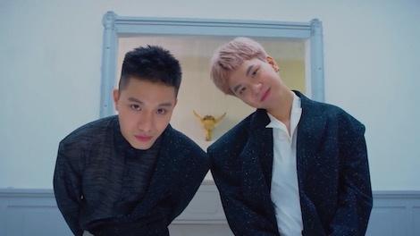 Bo doi hot boy Sing My Song ket hop nha san xuat 'Chay ngay di' hinh anh