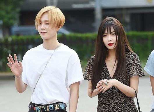 Hyuna va ban trai kem tuoi bi duoi khoi cong ty sau scandal hen ho hinh anh 2
