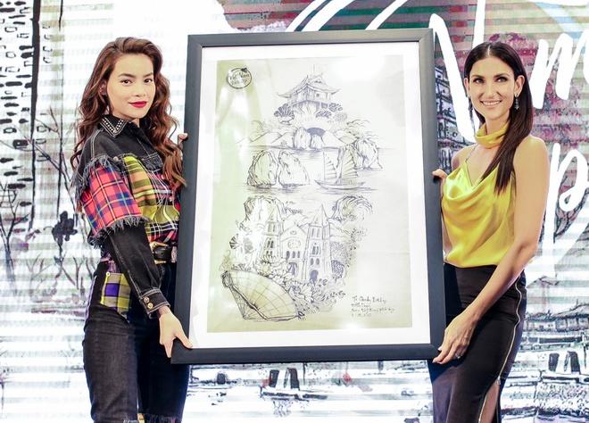 Sieu mau Asia's Next Top Model den Viet Nam quay show du lich Viet Nam hinh anh 7