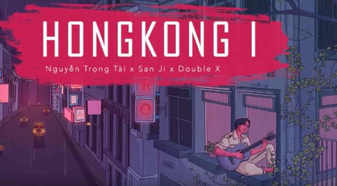 'Hongkong1' lap ky luc, thong tri BXH nhac Viet chi sau mot tieng hinh anh