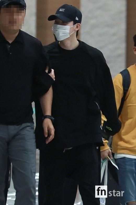 Lee Jong Suk phai nho dai su quan can thiep khi bi bat tai Indonesia hinh anh 1