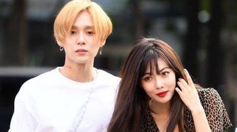 Ban trai Hyuna chinh thuc roi khoi nhom sau scandal hen ho hinh anh