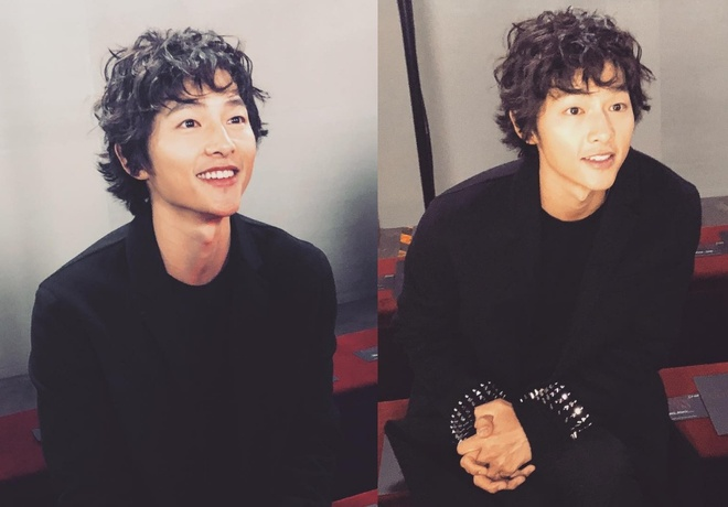 Song Joong Ki gay go, kem phong do tai su kien quy tu dan sao chau A hinh anh 4