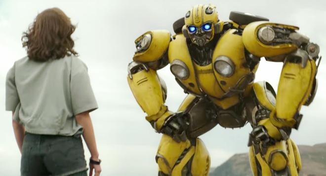 Cuoi cung series 'Transformers' cung co mot phim duoc khen hay hinh anh 1