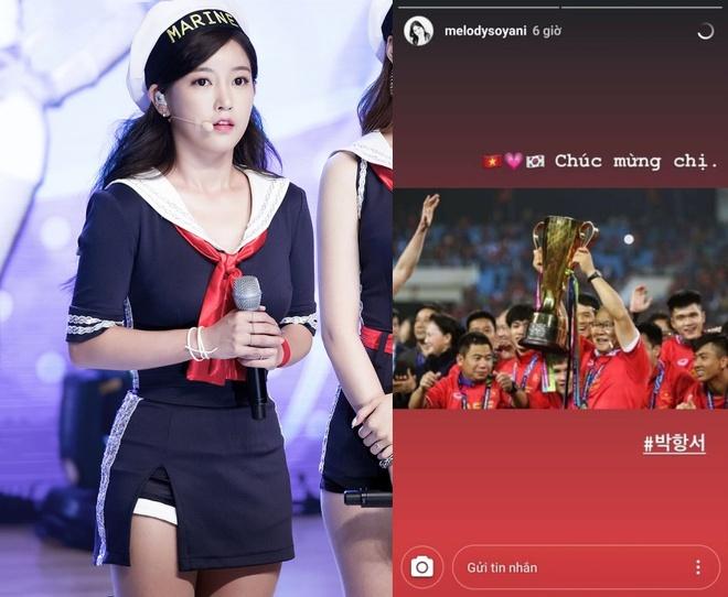 Than tuong Han mac loi hai huoc khi chuc mung HLV Park Hang-seo hinh anh 1