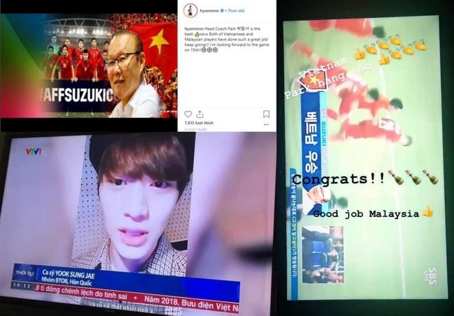 Than tuong Han mac loi hai huoc khi chuc mung HLV Park Hang-seo hinh anh 2