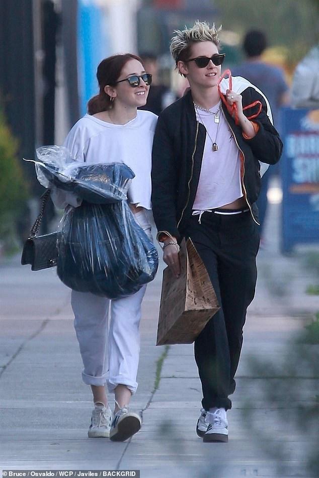 Kristen Stewart co tinh moi sau chia tay thien than Victoria's Secret hinh anh 9
