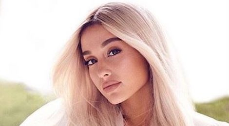 Ariana Grande tiep tuc huy show vao phut chot qua mang xa hoi hinh anh