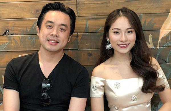 Duong Khac Linh va Sara Luu tuyen bo 'sap ve chung mot nha' hinh anh 2