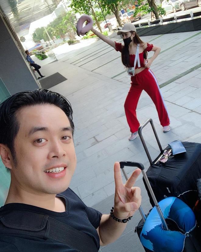 Duong Khac Linh va ban gai kem 13 tuoi thoai mai tinh tu tren MXH hinh anh 6