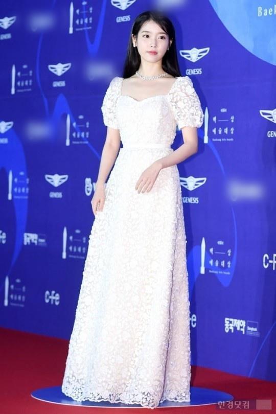 Suzy lan at 'Hoa hau Han dep nhat lich su' tren tham do hinh anh 10