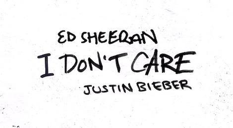 I Don't Care - Justin Bieber ft Ed Sheeran hinh anh