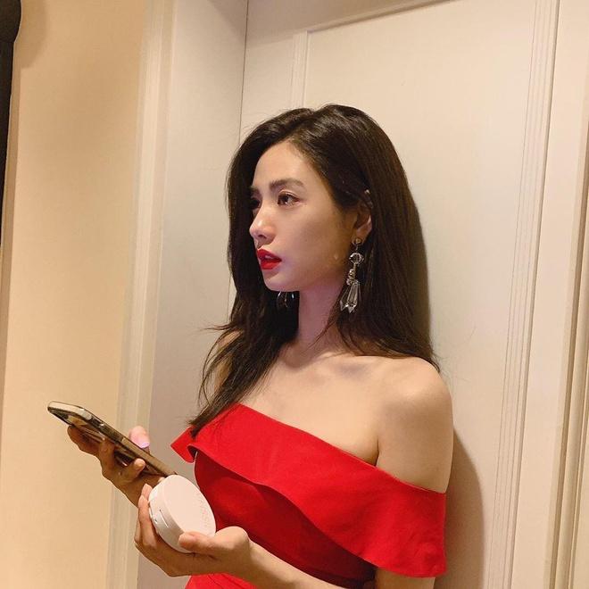 Nhan sac doi thuong cua my nhan Han Quoc vua toi Viet Nam hinh anh 2