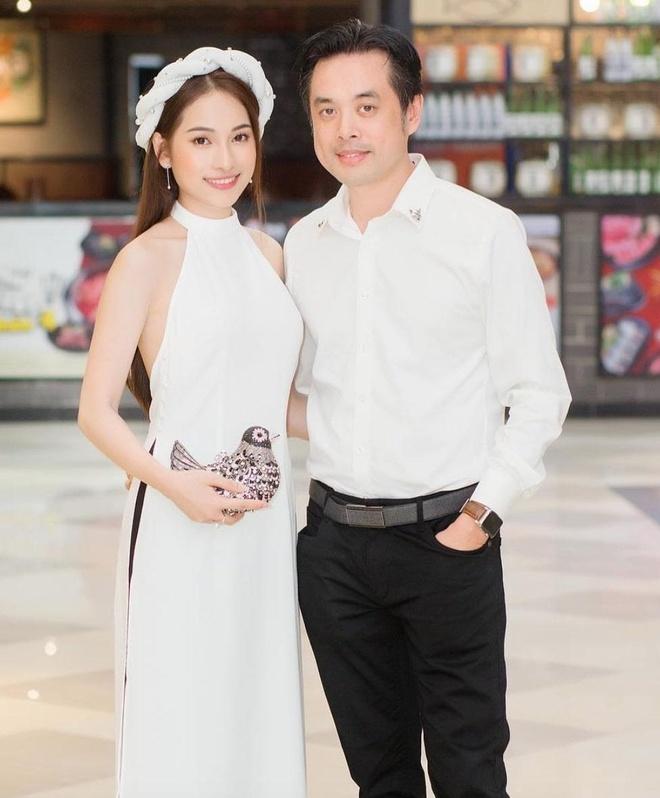Sara Luu phan hoi gi ve tin cuoi Duong Khac Linh vao ngay 2/6? hinh anh 1