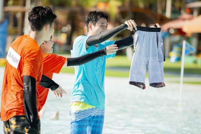Running Man tap 7: Khoi My choi do, Kelvin Khanh keo quan Tran Thanh hinh anh 2