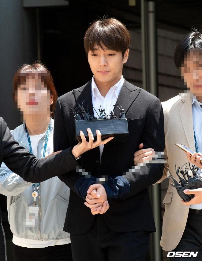 Choi Jong Hoon chinh thuc bi bat giu vi toi hiep dam phu nu hinh anh 1