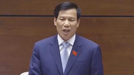 Bo truong Van hoa: 'Nguoi mau Ngoc Trinh co hanh vi lech chuan' hinh anh