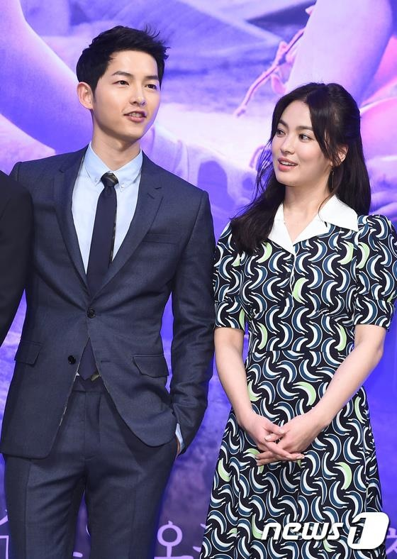 Song Joong Ki rung toc toi hoi dau vi ap luc hon nhan voi Song Hye Kyo hinh anh 2