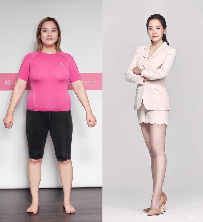 Mỹ nhân Kpop đời đầu giảm 27 kg, lấy lại vóc dáng quyến rũ thời trẻ