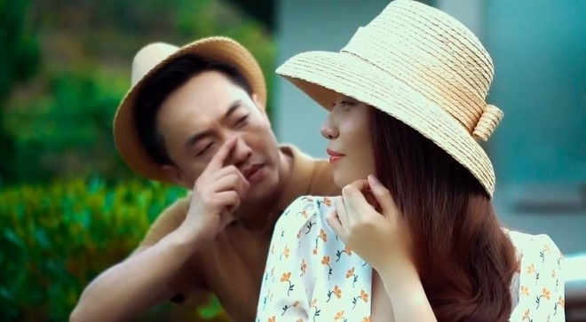 Cuong Do La chia se video truoc dam cuoi hinh anh