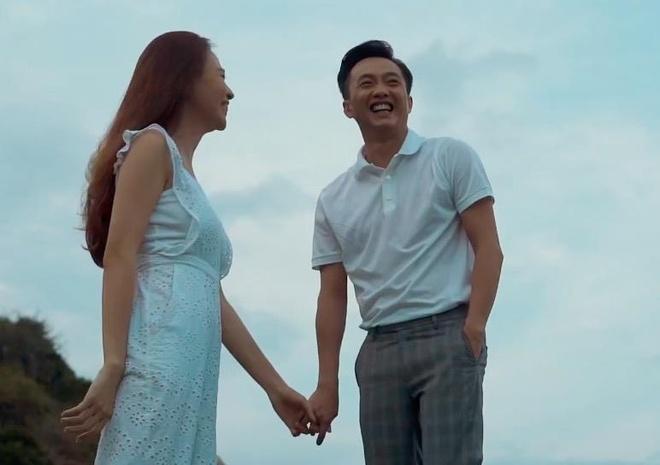 Cuong Do La hon Dam Thu Trang trong video truoc ngay cuoi hinh anh 1