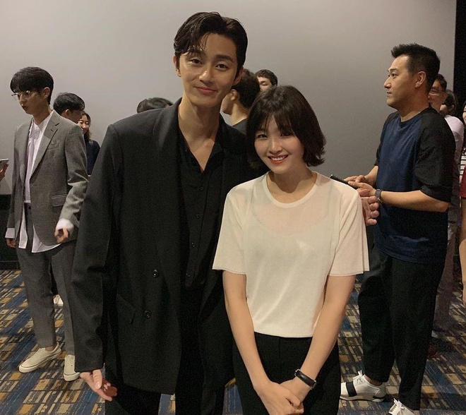 Park Seo Joon gay go, hoc hac khien nguoi ham mo khong nhan ra hinh anh 1