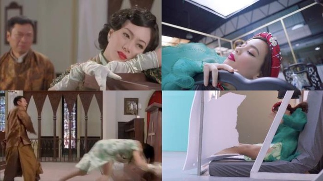 MV moi cua Ho Ngoc Ha bi cho giong het phim hai Hong Kong hinh anh 1