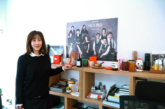 CEO bi nghi ngoai tinh voi chong Goo Hye Sun vua giau co vua quyen the hinh anh 2