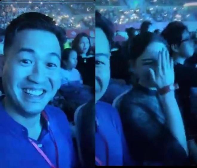 Phillip Nguyen cong khai dang video voi Linh Rin, thua nhan hen ho hinh anh 1