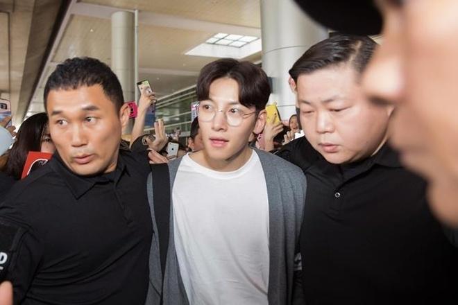 Khong du su kien cua Diep Lam Anh, Ji Chang Wook ve Han trong dem hinh anh