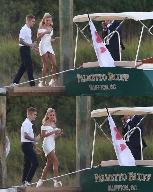 Justin Bieber lay lai ve ngoai phong do trong ngay cuoi hinh anh 5